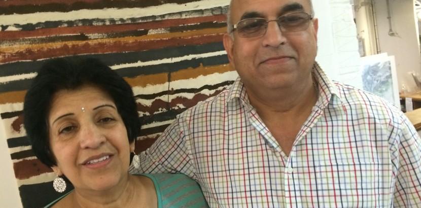 India to Northern Ireland: Saroj's story