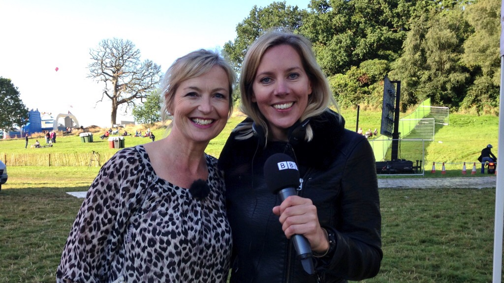 BBC Radio Bristol Presenter Laura Rawlings' story
