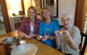 Perogies and the passage of time: Anika's Story