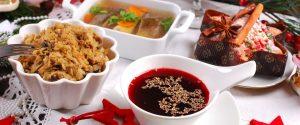 A Traditional Polish Christmas Eve Meal