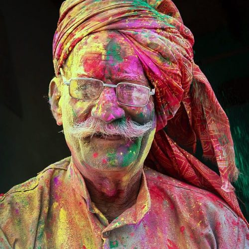 Holi, a feast of colour and togetherness