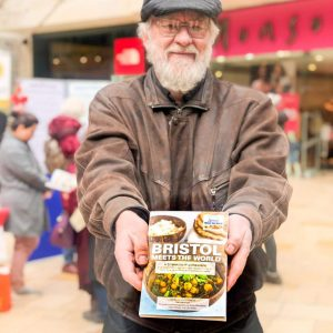 Bristol Meets the World cookbook